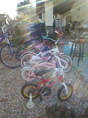 Bicicletas diferentes precios enpiezan desde 20.00 for Sale in Las Vegas, NV