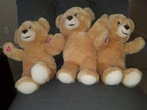 Build A Bear teddy bear for Sale in Tracy, CA