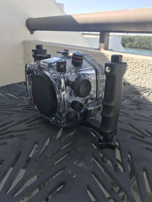 Ikelite Underwater Systems with Nikon D200 for Sale in Sunny Isles Beach, FL