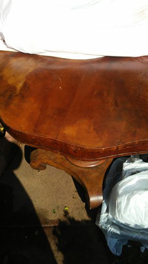 Antique pedestal table for Sale in San Francisco, CA