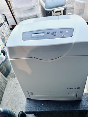 Xerox Phaser 6280DN Color Duplex Network Printer for Sale in Madison Heights, MI