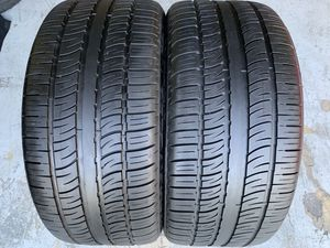 Two 295/40/22 Pirelli Scorpion Zero like new with 90-100% left rare hard to find DOT 2019 for Sale in Hialeah, FL