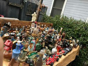 Old liquor bottles for sale for Sale in Redwood City, CA