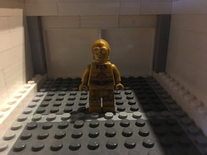 Lego Star Wars c-3po for Sale in Payson, AZ