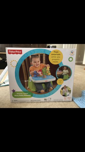 Fisher Price Baby Booster for Sale in Greensboro, NC