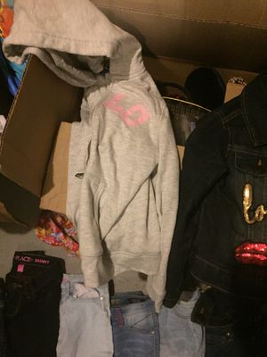 Polo hoodie and Blue jean patch jackets for Sale in O'Fallon, IL
