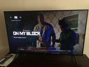 55' Samsung 4K smart tv for Sale in Cleveland, OH