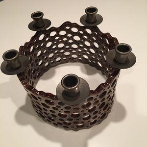 Ceramic candle holder for Sale in Arlington, VA