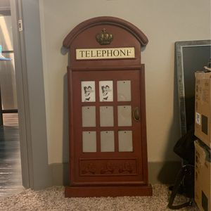 Telephone Booth Photo Frame for Sale in Denton, TX