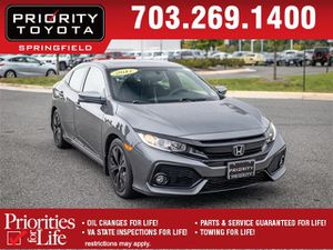 2017 Honda Civic Hatchback for Sale in Springfield, VA