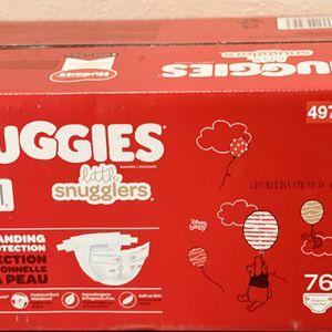 Huggies Little Snugglers for Sale in Grand Prairie, TX