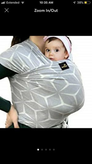 Sweet bee baby wrap Carrier for Sale in Matewan, WV