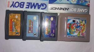 Mario, Yoshi, and Donkey Kong Game boy games for Sale in Downers Grove, IL