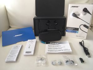 BOSE QC20 (Box & all accessories only) for Sale in Miami, FL