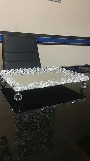 Mirror vanity tray for Sale in Peoria, IL