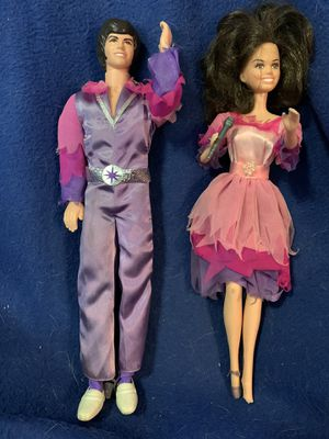 """Donnie & Marie Barbie 12"""" Dolls for Sale in Garden Grove, CA"""