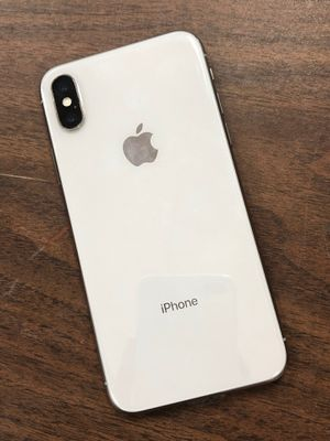 iPhone X All Carriers 64GB for Sale in Houston, TX