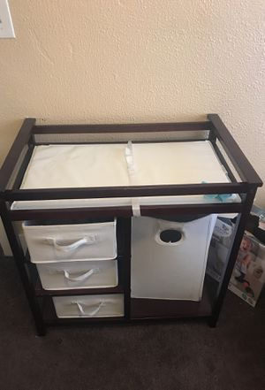 Baby Changing Table for Sale in Detroit, MI