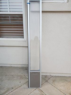 Doggy door sliding glass door insert for Sale in Carlsbad, CA