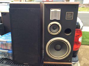 Vintage pair of marantz sp-1250 speakers for Sale in Clovis, CA