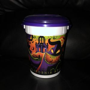 Disney California Adventure Nightmare Before Christmas Oogie Boogie Popcorn Bucket for Sale in Fresno, CA