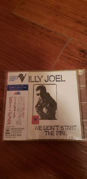 Billy Joel Video Single Disc for Sale in Cypress, TX