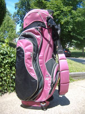 Golf Bag DLX Speed Cart Bag Sun Mountain for Sale in Cuyahoga Falls, OH