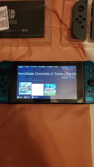 Modded Nintendo Switch + accessories for sale or trade for a ps4 pro for Sale in Mesa, AZ