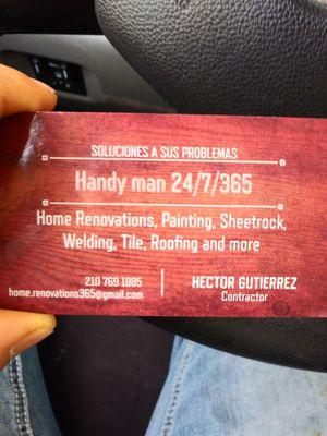 remodelacion for Sale in San Antonio, TX