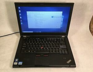"Lenovo T420 14"" Laptop Intel Core i5 2.6GHz 4GB RAM 320GB HDD Windows 10 for Sale in Washington, DC"