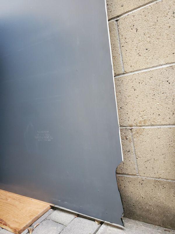 "Wall mirror 92"" x 52"""