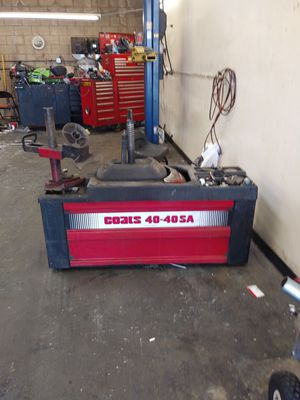 Tire Machine works well great condition for Sale in Anaheim, CA
