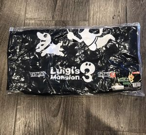 NINTENDO SWITCH PROMOTIONAL CANVAS TOTE BAG LUIGIS MANSION 3 for Sale in Chula Vista, CA