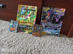 160+ Pokemon cards +5(rare and good) ones for Sale in Cumming, GA