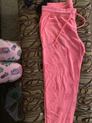 Pink joggers Size S for Sale in Hazelwood, MO