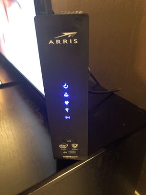 Cable modem and WiFi router in one for Sale in Cape Coral, FL