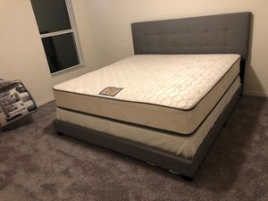 Mattress & Box Spring for Sale in Haines City, FL