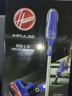 Brand New Hoover Impulse Cordless Vacuum- Reduced for Quick Sale for Sale in Seattle, WA