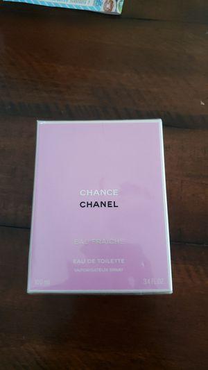 Chanel eau fraiche perfume 3.4 oz. New sealed $90 for Sale in San Diego, CA