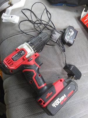 Drill with charger for Sale in Licking, MO