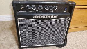 Acoustic G10 20W Amplifier for Sale in Henderson, NV