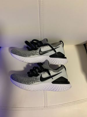 Nike epic react (Oreo) for Sale in Pittsburgh, PA