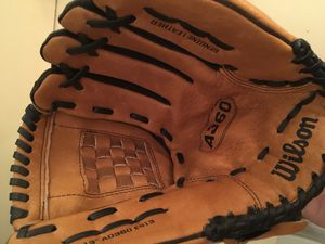 Wilson A360 softball glove. Left hand for Sale in Cutler Bay, FL