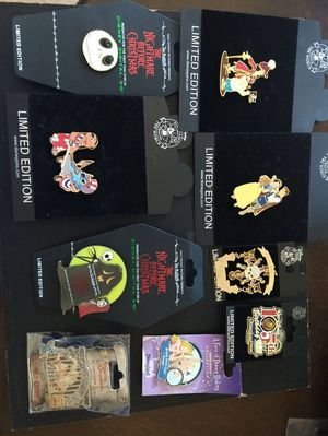 Disney Pin Lot for Sale in Mesa, AZ