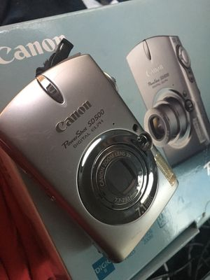 Canon Digital Camera uses SD cards for Sale in Houston, TX