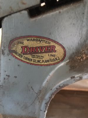 """Driver 6"""" jointer planer for Sale in Lancaster, OH"""