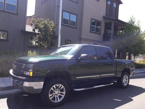 2006 Chevy silverado V8 5.3 Super Crew cab for Sale in Santa Clara, CA