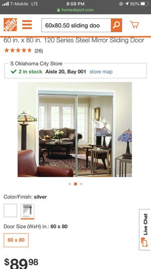 Sliding mirror doors for Sale in Oklahoma City, OK