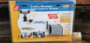 2.4 Ghz wireless color camera sys. for Sale in Payson, AZ