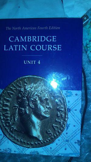 Cambridge Latin Course Latin 4 for Sale in Dallas, TX